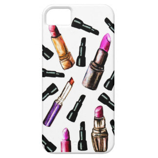 Falling Lipsticks Barely There iPhone 5 Case