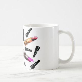 Falling Lipsticks Mug