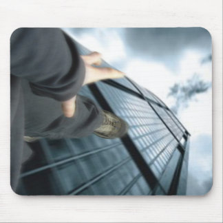 Falling... Mouse Pad