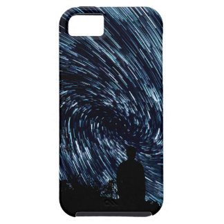 Falling Night Sky iPhone 5 Cover