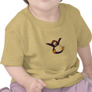 Falling Penguin T-Shirt