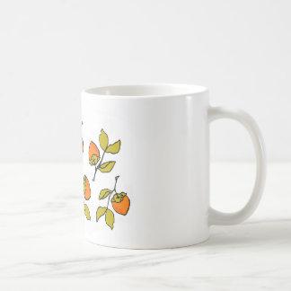 Falling Persimmons Coffee Mug