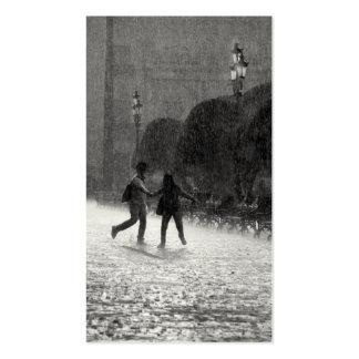 Falling Rain Business Cards