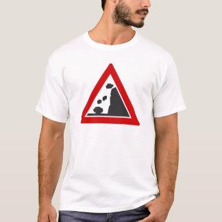 Falling rocks T-Shirt