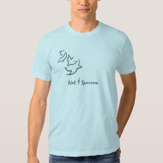"""Falling Sparrows """"T"""" Tshirt"""