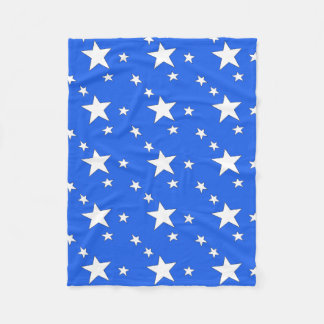 Falling Stars Fleece Blanket