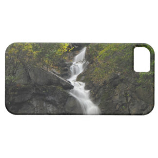 Falling Through Foliage; No Text iPhone 5 Cases