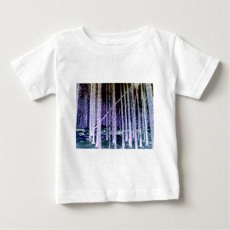 Falling Tree Baby T-Shirt