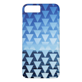 Falling Triangles iPhone 7 Plus Case