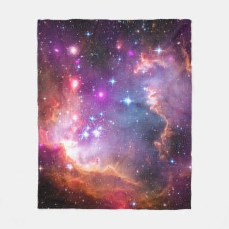 Falln Angelic Galaxy Fleece Blanket