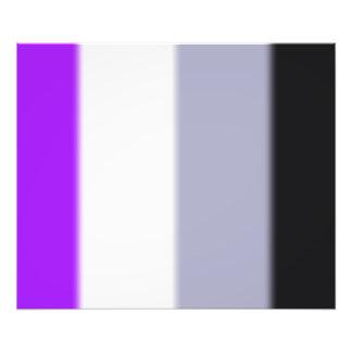 Falln Asexual Pride Flag Photo Print