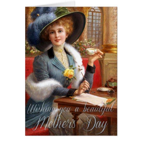 Falln Beautiful Mother's Day Card