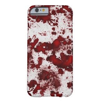 Falln Blood Stains Barely There iPhone 6 Case