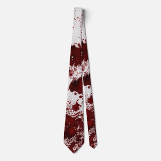 Falln Blood Stains Tie