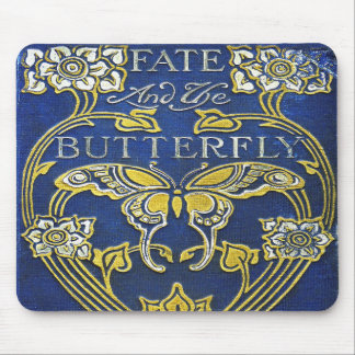 Falln Fate and the Butterfly Mouse Pad