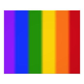 Falln Gay Pride Flag Photo