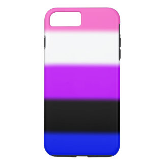 Falln Genderfluid Pride Flag iPhone 7 Plus Case