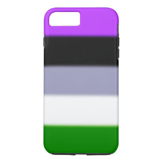 Falln Genderqueer Pride Flag iPhone 7 Plus Case