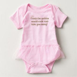 Falln Goblins Take You Away Baby Bodysuit