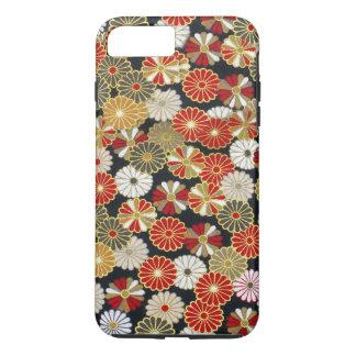 Falln Golden Chrysanthemums iPhone 7 Plus Case