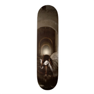 Falln I Thought I Was Your Angel 21.6 Cm Old School Skateboard Deck