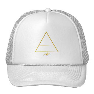Falln Pagan Air Element Symbol Cap