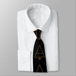Falln Pagan Air Element Symbol Tie