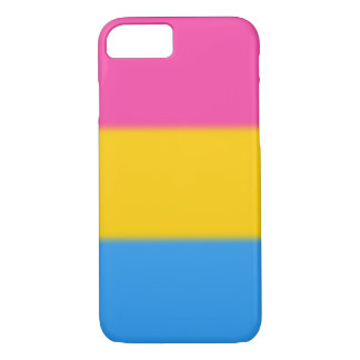 Falln Pansexual Pride Flag iPhone 7 Case
