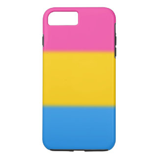 Falln Pansexual Pride Flag iPhone 7 Plus Case