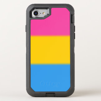 Falln Pansexual Pride Flag OtterBox Defender iPhone 7 Case