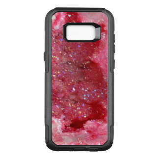 Falln Pink Faerie Crystals OtterBox Commuter Samsung Galaxy S8+ Case