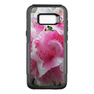 Falln Pink Floral Blossoms OtterBox Commuter Samsung Galaxy S8+ Case