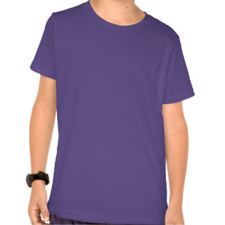 Falln Purple & Blue Mermaid Scales T Shirts