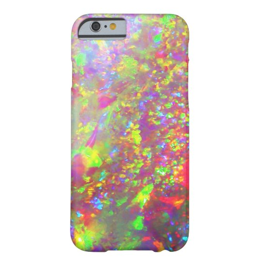 Falln Rainbow Brazilian Opal Barely There iPhone 6