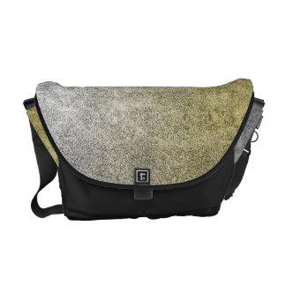 Falln Silver & Gold Glitter Gradient Commuter Bags