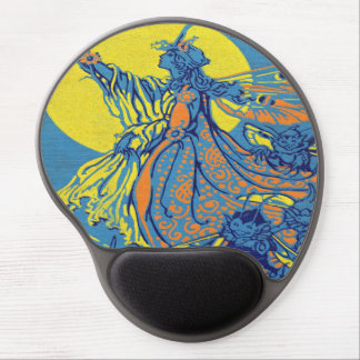 Falln The Valley of Color Days Book Gel Mouse Pad