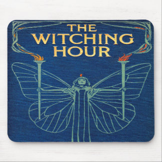 Falln The Witching Hour Book Mouse Pad