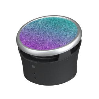 Falln Tropical Dusk Glitter Gradient Bluetooth Speaker