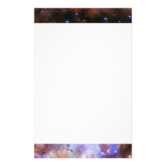 Falln Westerlund Star Field Customized Stationery