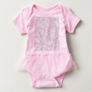 Falln White Lace Baby Bodysuit