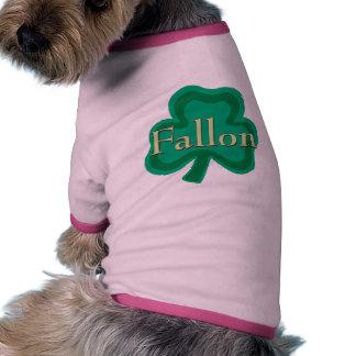 Fallon Irish Pet T Shirt