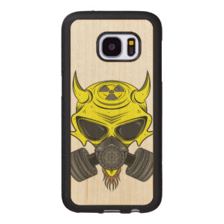 Fallout Hellion Wood Samsung Galaxy S7 Case
