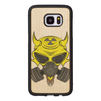 Fallout Hellion Wood Samsung Galaxy S7 Edge Case