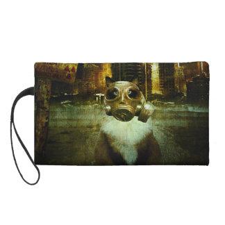 Fallout Kitty Wristlet Clutch