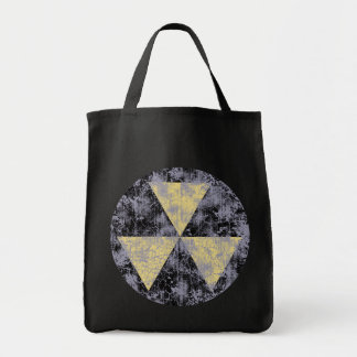Fallout Shelter-cl-dist Tote Bags