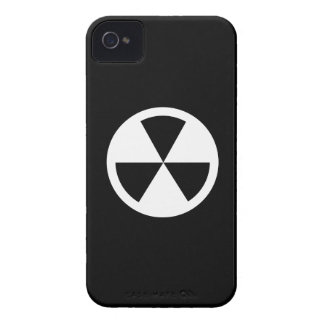 Fallout Shelter Pictogram iPhone 4 Case