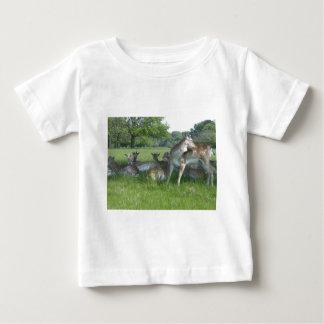 Fallow Deer Baby T-Shirt