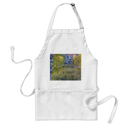 Falls in the Distance Aprons