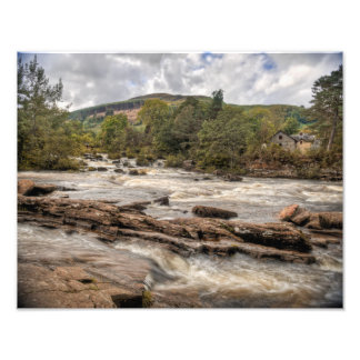 Falls of Dochart Photo Print