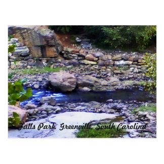 Falls Park Postcard